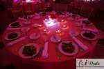 Table Setting at the 2010 iDate Awards Ceremony