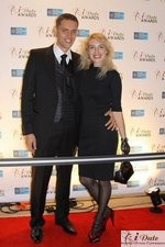 Andrew + Julia Boon (Boonex) Award Nominees at the 2010 Internet Dating Industry Awards Ceremony in Miami