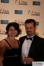 Scott + Emily McKay (X & Y Communications, Award Nominees) at the 2010 Miami iDate Awards Ceremony