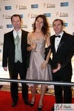 Tanya Fathers (Dating Factory, Award Nominee) at the 2010 Internet Dating Industry Awards in Miami