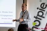 Brendan O'Kane (CEO) Messmo at iDate2012 Sydney