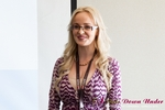 Samantha Krajina (Co-Founder) Relationship Rocketscience at the 2012 Sydney  Australian Mobile and Internet Dating Summit and Convention