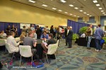 Exhibit Hall at Miami iDate2012