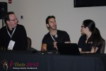 iDate2012 Post Conference Affiliate Session - Final Panel Bill Broadbent, Josh Wexelbaum and Erin Garcia at the January 23-30, 2012 Internet Dating Super Conference in Miami