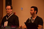 iDate2012 Post Conference Affiliate Session - Final Panel Bill Broadbent and Josh Wexelbaum at the January 23-30, 2012 Internet Dating Super Conference in Miami