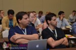Audience for Sam Yagan  - OK Cupid at iDate2012 Miami