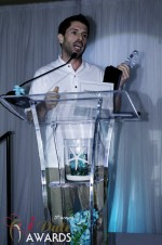 Joel Simkhai - Grindr.com - Winner of Best New Technology 2012 at the 2012 Miami iDate Awards Ceremony