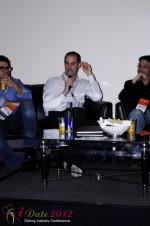 iDate2012 Dating Industry Final Panel - Tom Simon at iDate2012 Miami