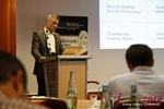 Dr Eike Post (Co-Founder of IQ Elite) at the September 10-11, 2012 Koln E.U. Internet and Mobile Dating Industry Conference