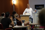 Lorenz Bogaert (CEO of Twoo) at the September 10-11, 2012 Koln E.U. Internet and Mobile Dating Industry Conference