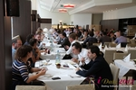 Lunch  at iDate2012 Koln