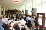 Lunch  at the September 10-11, 2012 Mobile and Internet Dating Industry Conference in Cologne