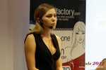 Oksana Reutova (Head of Affiliates at UpForIt Networks) at the September 10-11, 2012 Koln E.U. Internet and Mobile Dating Industry Conference