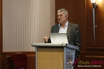 Tim Ford (Principal Manager at the UK Serious Organized Crime Agency) at iDate2012 Koln