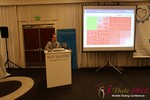 Brian Bowman (CEO of TheComplete.me) shows Android Fragmentation at iDate2012 Los Angeles