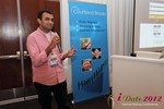 Dwipal Desai (CEO of TheIceBreak.com) at the June 20-22, 2012 Los Angeles Internet and Mobile Dating Industry Conference