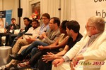 Final Panel of Dating Industry CEOs at the June 20-22, 2012 Mobile Dating Industry Conference in Los Angeles