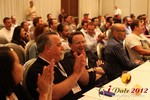 Audience at the 2012 Los Angeles Mobile Dating Summit and Convention