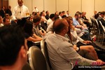 Audience and Beer at the Final Panel  at iDate2012 Los Angeles