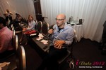 "Audience CEO's provide advice during the ""iDate CEO Therapy"" session at the 2012 Los Angeles Mobile Dating Summit and Convention"