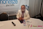 Jonathan Crutchley (Chairman at Manhunt) at the 2012 Internet and Mobile Dating Industry Conference in Los Angeles