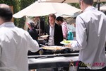 Lunch  at the June 20-22, 2012 Los Angeles Internet and Mobile Dating Industry Conference