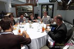 Lunch at the 2012 Internet and Mobile Dating Industry Conference in Los Angeles