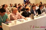 Audience during the state of the mobile dating industry  at iDate2012 West