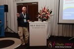 Martin Eyking (CEO of New Media Services) covers False Dating Profiles at iDate2012 Los Angeles