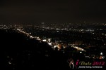 View from the Big Party in Hollywood Hills at iDate2012 Los Angeles