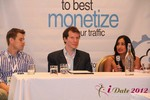 Mobile Daters at the Mobile Dating Focus Group at the June 20-22, 2012 Los Angeles Internet and Mobile Dating Industry Conference