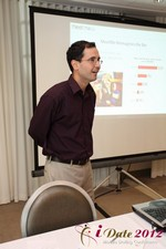 Geoff Cook (COO of MeetMe) at the June 20-22, 2012 Los Angeles Internet and Mobile Dating Industry Conference