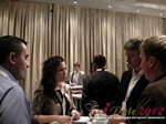 Networking at the October 25-26, 2012  Eastern European Online and Mobile Dating Industry Conference in Moscow