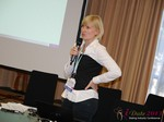 Catharina Jaschke (Regional Manager @ Be2) at the September 16-17, 2013 Germany Euro Online and Mobile Dating Industry Conference