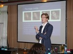 Erik Klaassen (CEO of DatingInsider.nl) at the 35th iDate2013 Germany convention