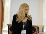 Karolina Shaeffer (Sr. Online Marketing Manager @ Metaflake) at the September 16-17, 2013 Köln E.U. Internet and Mobile Dating Industry Conference