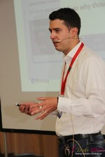 Michael Schrezenmaier (COO of Afinitas / eDarling ) at the 2013 Euro Online Dating Industry Conference in Germany