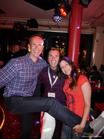 Networking Party at the 2013 Cologne European Mobile and Internet Dating Summit and Convention