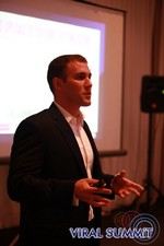 John Jacques - Sr Acct Executive at Virool at the 2013 California Mobile Dating Summit and Convention