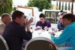 Lunch at the June 5-7, 2013 Mobile Dating Business Conference in California