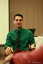 Scott Lewallen - CEO of Mezic at the June 5-7, 2013 Mobile Dating Business Conference in California