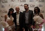 Harry Van Der Nol and Will Alan  Bush at the 2013 Las Vegas iDate Awards
