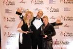 eLove Winners of the 2013 iDateAwards at the 2013 iDateAwards Ceremony in Las Vegas