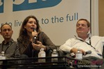 Tanya Fathers (CEO of DatingFactory) at Las Vegas iDate2013