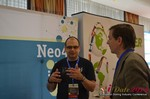Exhibit Hall, Neo4J Sponsor  at the September 8-9, 2014 Cologne European Online and Mobile Dating Industry Conference