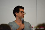 Tai Lopez, Final Panel  at the 2014 European Internet Dating Industry Conference in Cologne