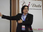 Francesco Nuzzolo, France Manager for Dating Factory  at the 11th Annual European iDate Mobile Dating Business Executive Convention and Trade Show