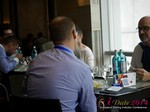 Lunch  at the September 8-9, 2014 Cologne European Online and Mobile Dating Industry Conference