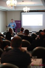 Alex Kirkpartrick, Co-Founder of BeehiveID On Social Graphs For Engaging Mobile Users at the 38th iDate2014 Los Angeles