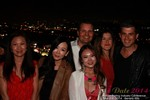 Hollywood Hills Party at Tais for Online Dating Industry Executives  at the June 4-6, 2014 Los Angeles Online and Mobile Dating Business Conference
